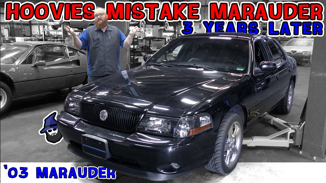 Hoovies 2003 Mercury Marauder comes back to the CAR WIZARD 3 years later. New owner = New problems