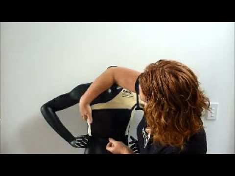 Flawless Motion Anterior Women's Shoulder Brace