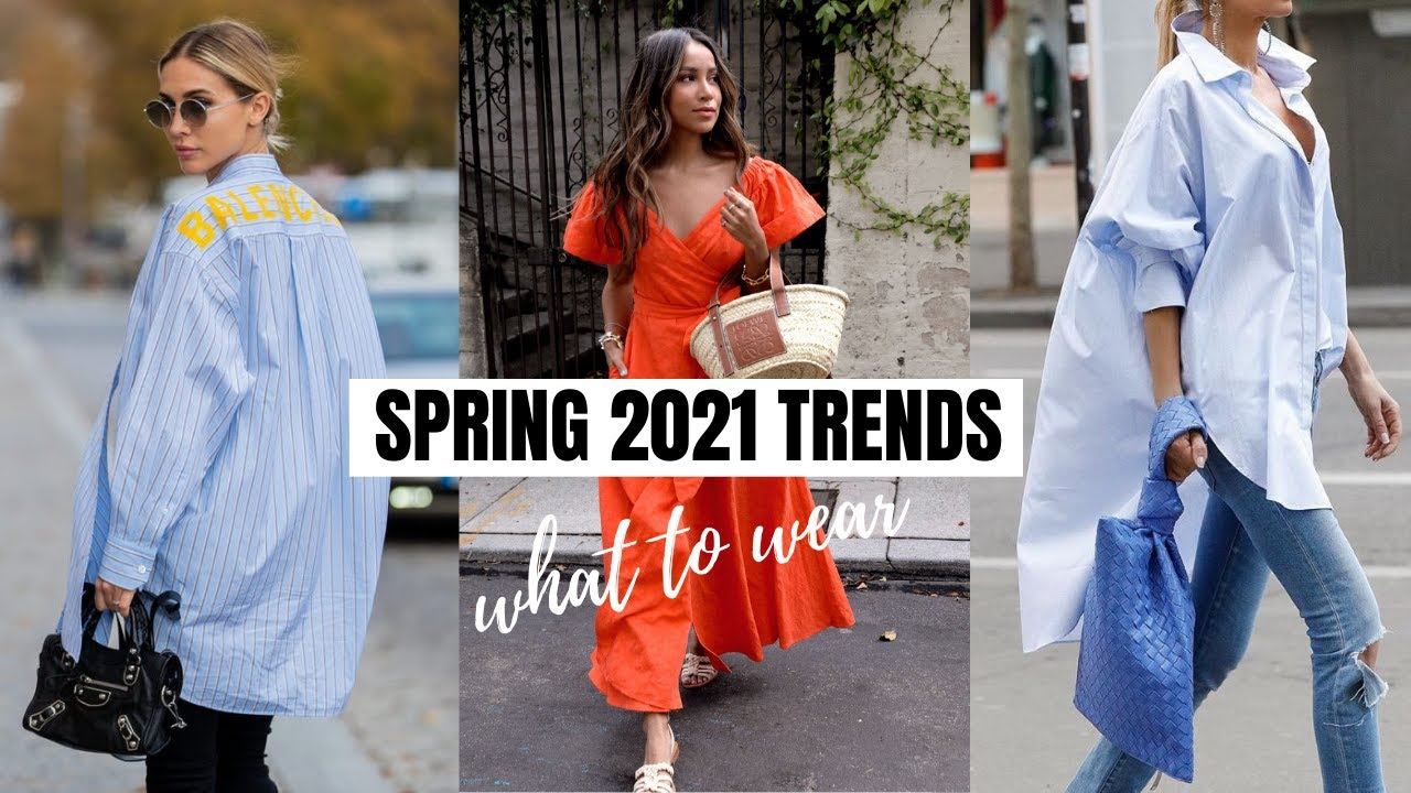 Wearable Spring 7 Fashion Trends  How to Style