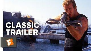 Deep Blue Sea (1999) Official Trailer - Samuel L. Jackson, Shark Sci-Fi Thriller Movie HD