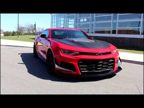 What It's Like To Own A Camaro ZL1 1LE!