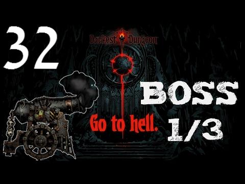 Darkest Dungeon | Español | Ep. 32: BOSS: Cañón de 8 libras