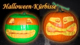 Halloween KÜRBIS NINJA TURTLES DIY [Halloween 2014] Thumbnail