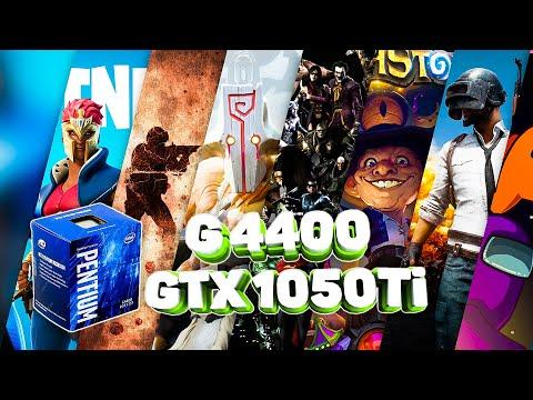 Pentium G4400 и