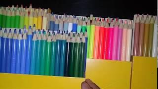 Unboxing Colores Crayola 120 tonos!!! / Arte con Daniel