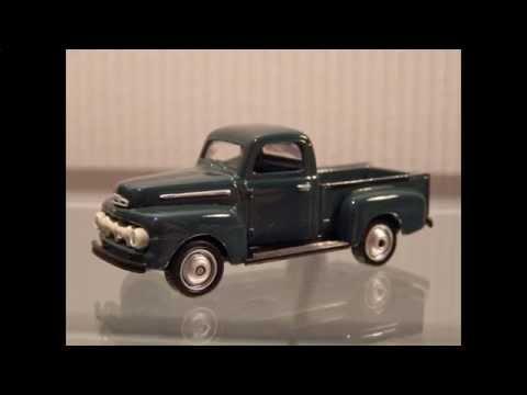 Форд пикап 1951 года