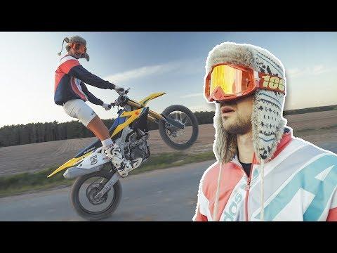 Goon Ride #2 🔥😆 | Suzuki RM-Z 450 2018