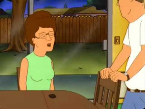 One Of The Best Scenes In King Of The Hill Hank Discovers That
