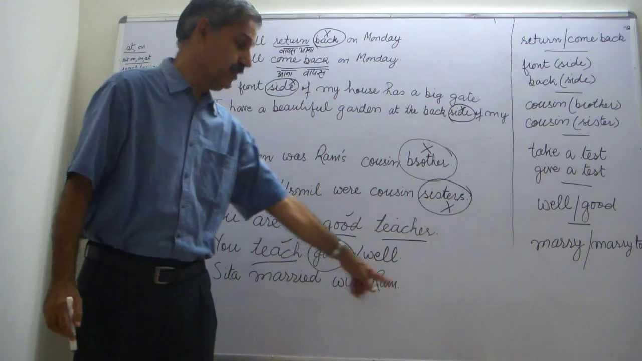 Download Basic English Grammar in Hindi | Part of Speech ...