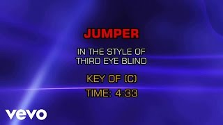 Third Eye Blind - Jumper (Karaoke)