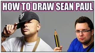 How To Draw Sean Paul