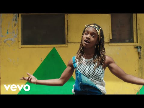 Koffee - Lockdown (Official Video)