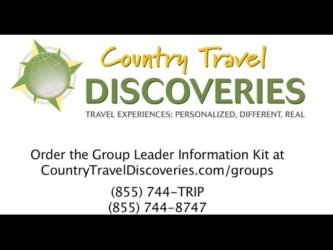 Country Travel DISCOVERIES On TALK BUSINESS 360 TV