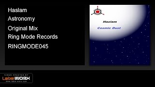 Haslam - Astronomy (Original Mix)