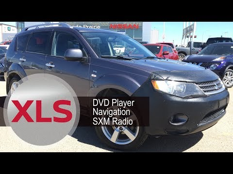2008 Mitsubishi Outlander | Read Owner and Expert Reviews