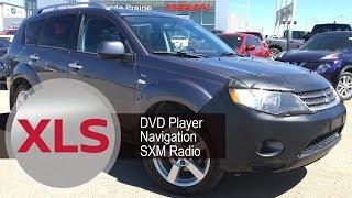 2008 Mitsubishi Outlander XLS 4X4 SUV | In-depth Walk Around |…