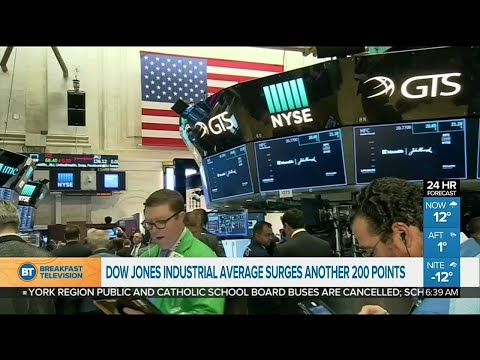 Wall Street expected to have another good day
