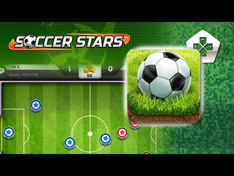 Soccer Stars Official Trailer - iPhone/iPad