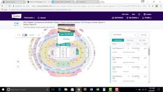 Venue Breakdown Madison Square Garden NHL -  Rangers Resale Guide