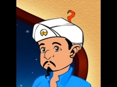 Akinator, the Web Genie is FREAKING US OUT!!!