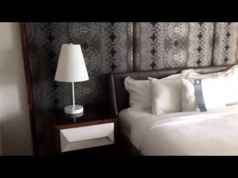Hotel Arts Room Tour In Calgary, Alberta, Canada 9-3-15