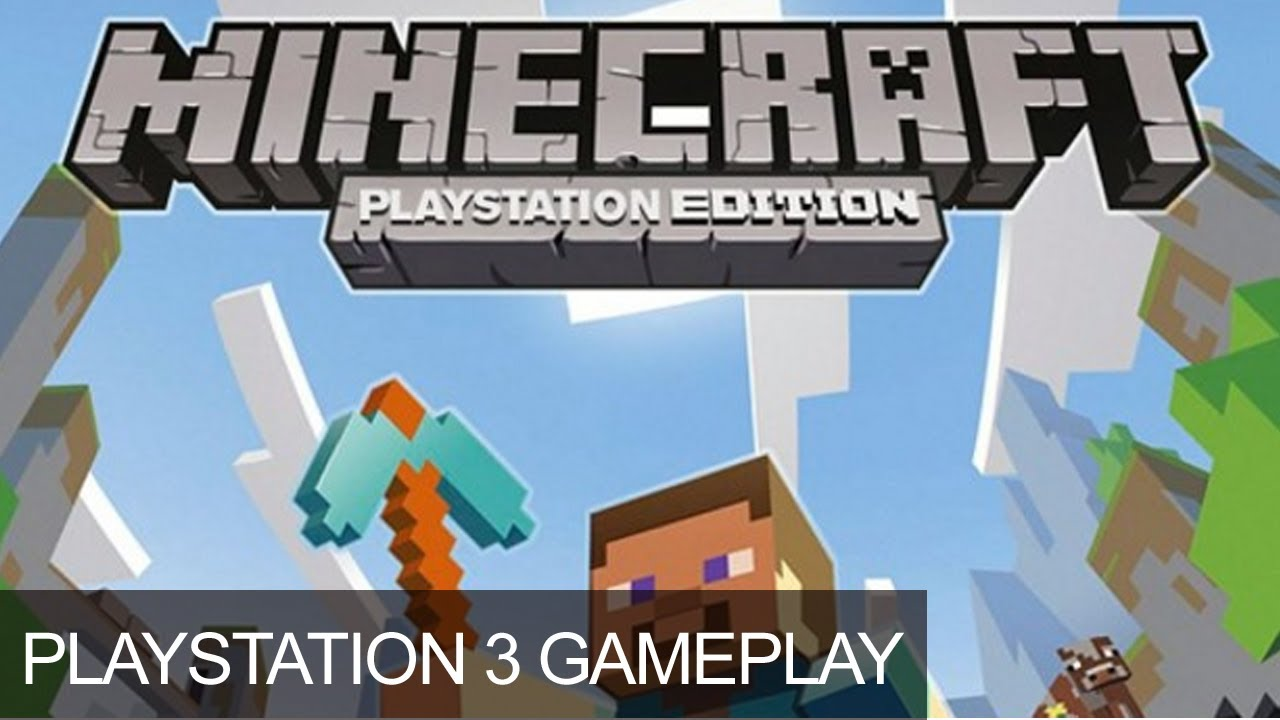 Playstation minecraft server