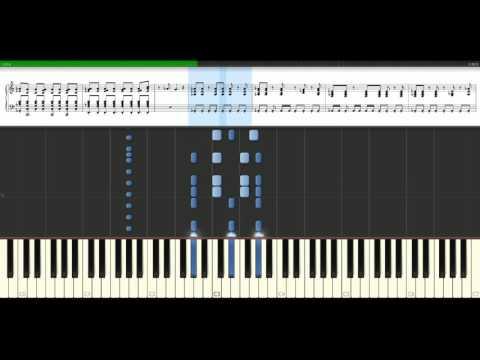 Flo Rida - Wild ones feat. Sia [Piano Tutorial] Synthesia