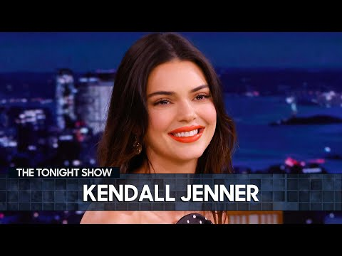 Kendall Jenner Is Not Ashamed of Her Crocs (Extended) | The Tonight Show Starring Jimmy Fallon