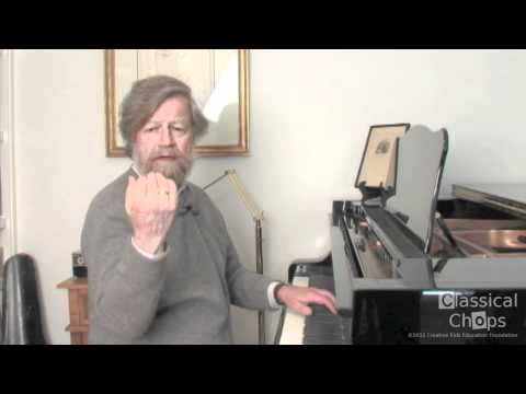 "MORTEN LAURIDSEN — How He Wrote ""Dirait-on"""
