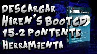 Descargar Hirens BootCD 15.2