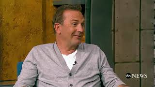 Kevin Costner talks the making of 'Yellowstone'