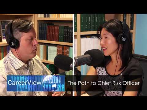 CareerView Podcast - The Path to Chief Risk Officer