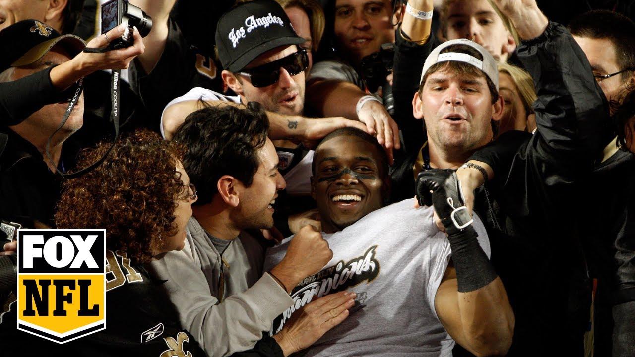 Super Bowl Stories: Road to Miami — Reggie Bush's favorite Super Bowl moment  NFL