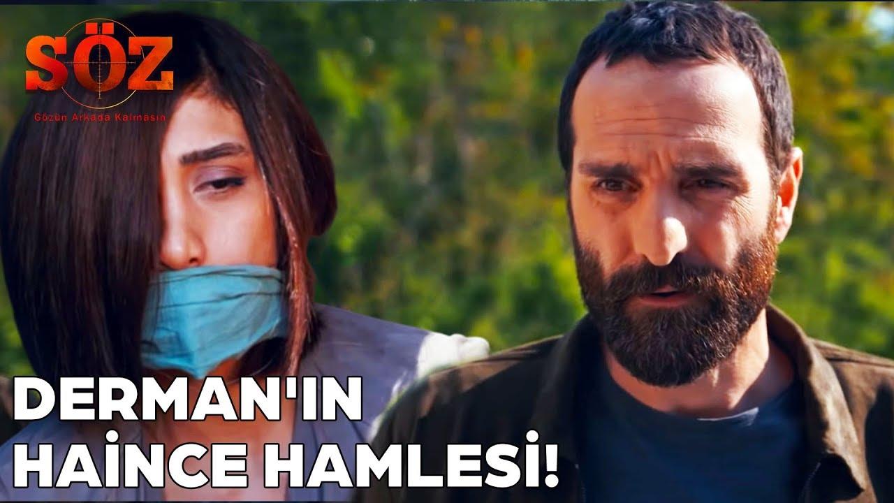 Derman Gözünü İstanbul'a Dikti! | Söz 45. Bölüm