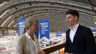 SuperYacht Times live from METS 2016: Irene Dros