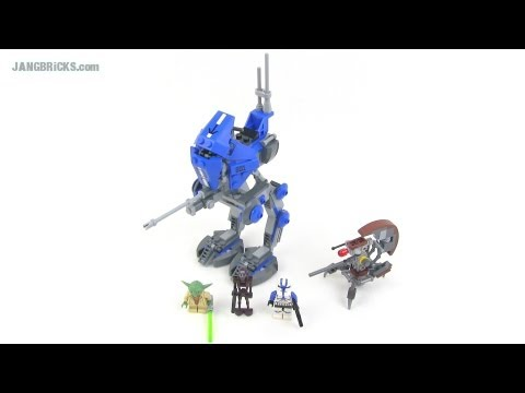 LEGO Star Wars 75002 AT-RT set review!