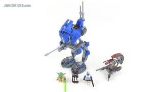 LEGO Star Wars 75002 AT-RT set review!