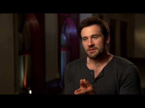 "Taken: Series Premiere || Clive Standen - ""Bryan Mills"" Interview 