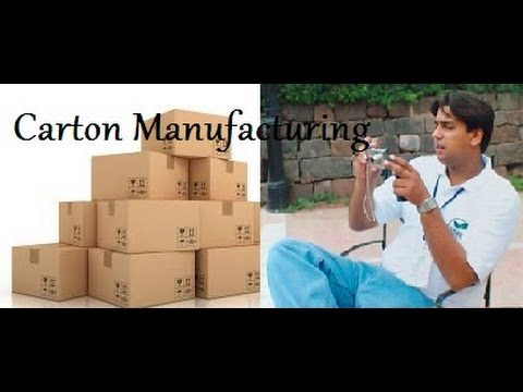 small business in Pakistan (cartons manufacturing )