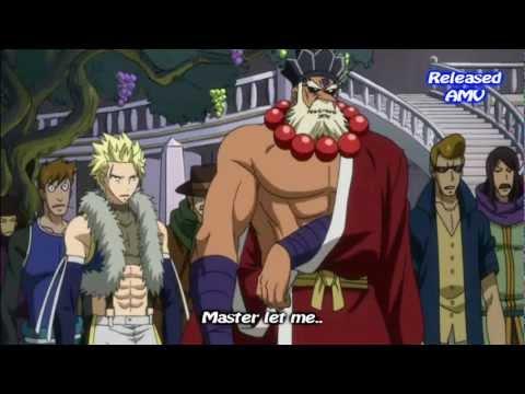 Fairy Tail - Natsu vs Sabertooth AMV [ASMV]