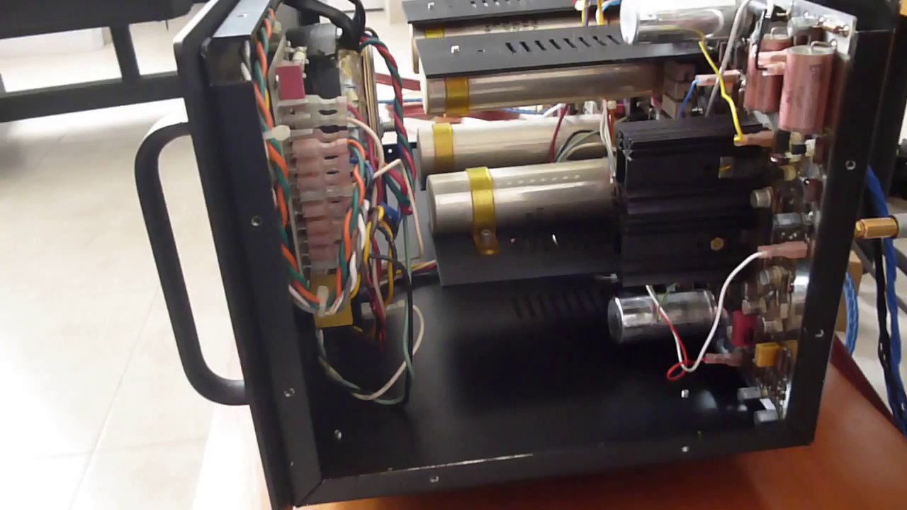 MARK LEVINSON ML-11 INTERIOR