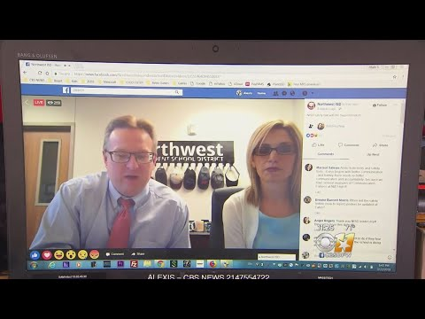 North Texas School District Hosts Facebook Live Chat On School Security