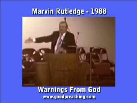 Warnings From God - Marvin Rutledge