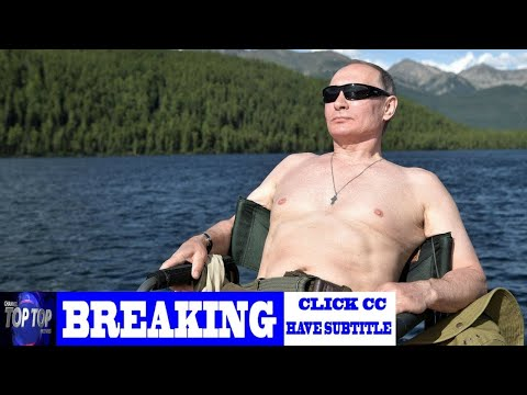 BREAKING Kremlin releases photos of Vladimir Putin's vacation in Siberia - News