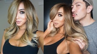 One of Arika Sato's most viewed videos: ASH BLONDE ASIAN HAIR!!! with @GUY_TANG ♡ @ArikaSato