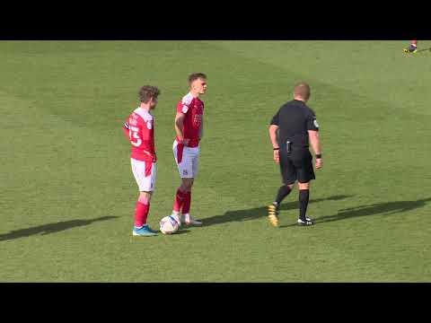 Burton Swindon Goals And Highlights
