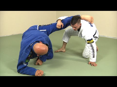 Attacking from de la Riva Guard if Your Opponent is Stripping Grips Like Crazy