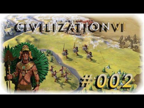 Eine Heilige Stätte - #002 ✰ Civilisation VI Digital Deluxe ✰ Let's Play Civilisation 6 |
