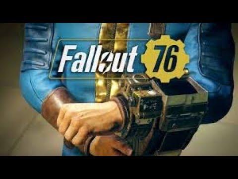 Fallout 76 - MMO, Battle royale, sobrevivência ou construção? Tem tudo pra dar errado