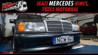Totalcar Erőmérő: Igazi Mercedes-kincs, tüzes motorral [ENG SUB]